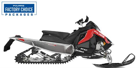 2021 Polaris 650 Indy XC 137 Launch Edition Factory Choice in Anchorage, Alaska