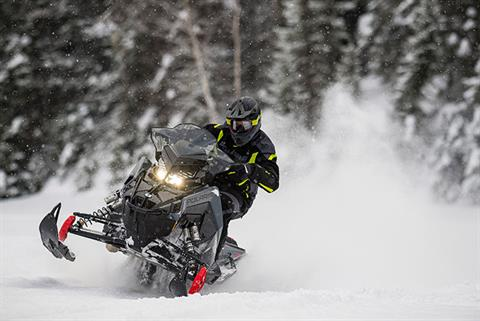 2021 Polaris 650 Indy XC 137 Launch Edition Factory Choice in Woodruff, Wisconsin - Photo 3