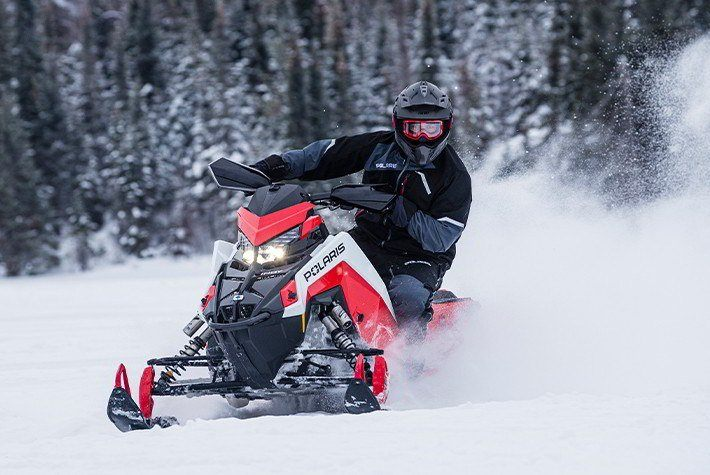 2021 Polaris 650 Indy XC 137 Launch Edition Factory Choice in Fairbanks, Alaska - Photo 4