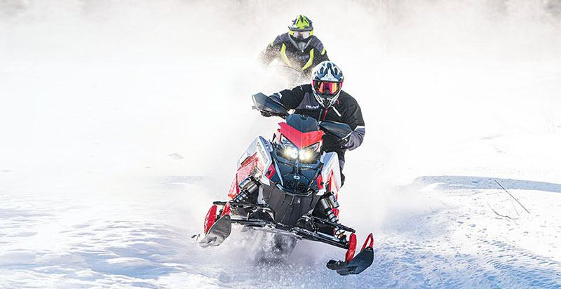 2021 Polaris 650 Indy XC 137 Launch Edition Factory Choice in Saint Johnsbury, Vermont - Photo 5