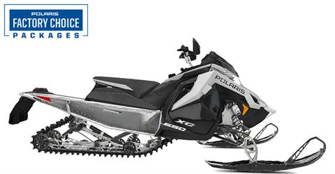 2021 Polaris 650 Indy XC 137 Launch Edition Factory Choice in Mio, Michigan
