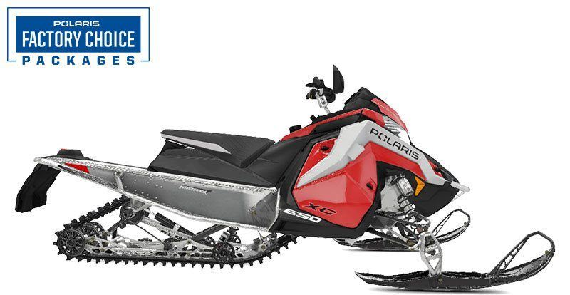 2021 Polaris 650 Indy XC 137 Launch Edition Factory Choice in Lewiston, Maine - Photo 1