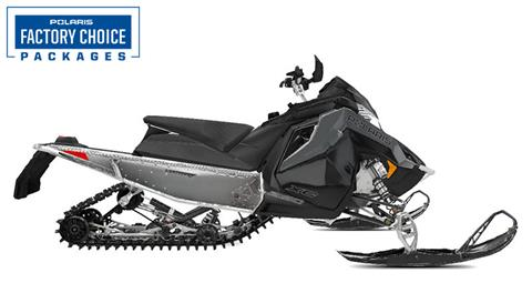 2021 Polaris 650 Indy XC 129 Launch Edition Factory Choice in Woodruff, Wisconsin