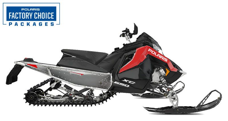 2021 Polaris 650 Indy XC 129 Launch Edition Factory Choice in Center Conway, New Hampshire - Photo 1