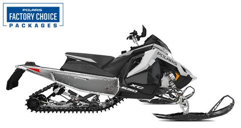 2021 Polaris 650 Indy XC 129 Launch Edition Factory Choice in Anchorage, Alaska