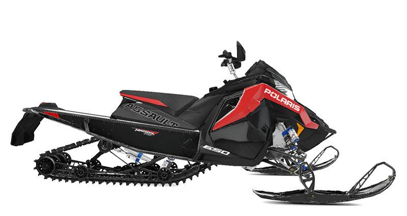 2021 Polaris 650 Switchback Assault 146 SC in Dimondale, Michigan - Photo 1