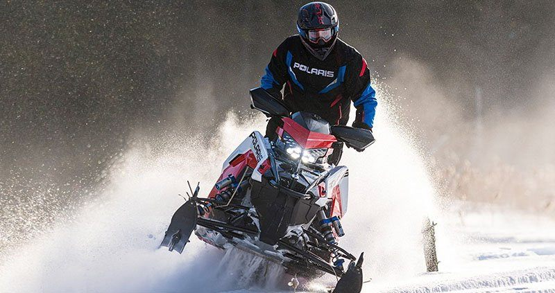2021 Polaris 650 Switchback Assault 146 SC in Lincoln, Maine - Photo 2
