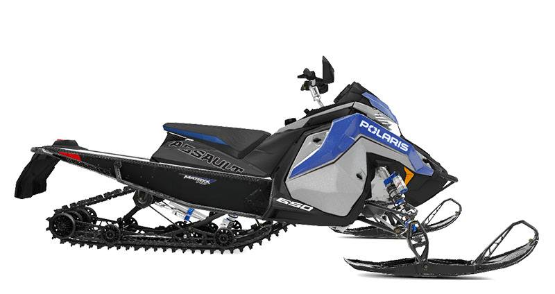 2021 Polaris 650 Switchback Assault 146 SC in Lewiston, Maine - Photo 1