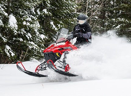 2021 Polaris 800 Titan XC 155 Factory Choice in Fairbanks, Alaska - Photo 3