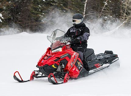 2021 Polaris 800 Titan XC 155 Factory Choice in Appleton, Wisconsin - Photo 2