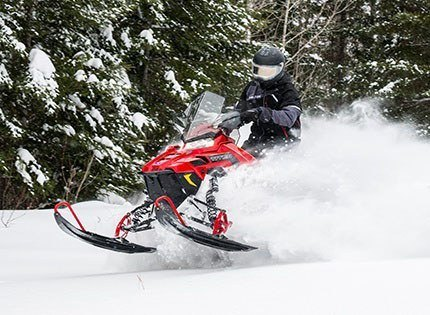 2021 Polaris 800 Titan XC 155 Factory Choice in Monroe, Washington - Photo 3