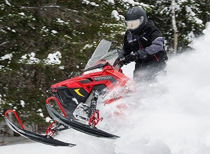 2021 Polaris 800 Titan XC 155 Factory Choice in Mio, Michigan - Photo 4