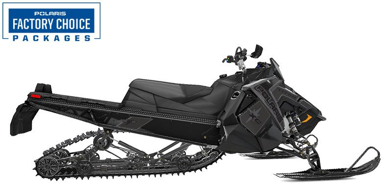 2021 Polaris 800 Titan XC 155 Factory Choice in Barre, Massachusetts - Photo 1