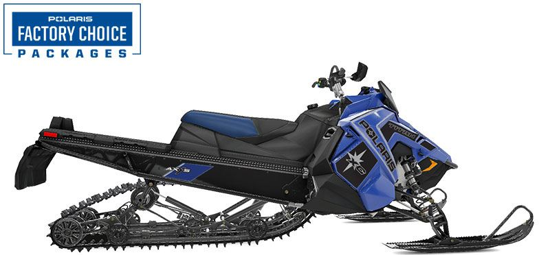 2021 Polaris 800 Titan XC 155 Factory Choice in Park Rapids, Minnesota - Photo 1