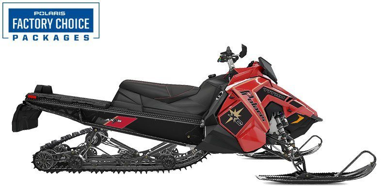 2021 Polaris 800 Titan XC 155 Factory Choice in Delano, Minnesota - Photo 1