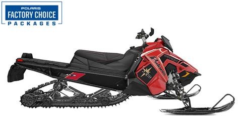 2021 Polaris 800 Titan XC 155 Factory Choice in Mount Pleasant, Michigan - Photo 1