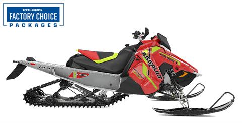 2021 Polaris 850 Switchback Assault 144 Factory Choice in Littleton, New Hampshire