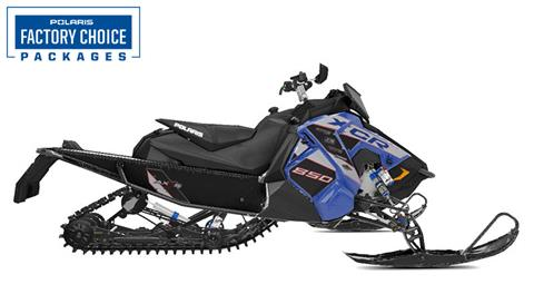 2021 Polaris 850 Indy XCR 129 Factory Choice in Devils Lake, North Dakota - Photo 1