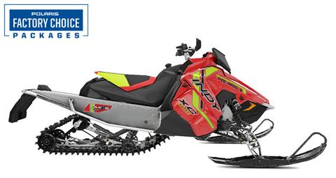 2021 Polaris 850 Indy XC 129 Factory Choice in Saint Johnsbury, Vermont - Photo 1
