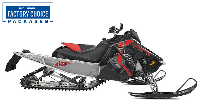 2021 Polaris 850 Indy XC 137 Factory Choice in Fairbanks, Alaska - Photo 1