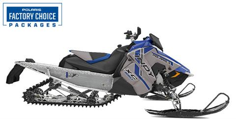 2021 Polaris 850 Indy XC 137 Factory Choice in Soldotna, Alaska - Photo 1
