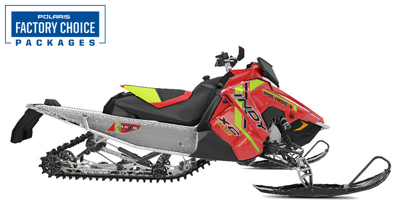 2021 Polaris 850 Indy XC 137 Factory Choice in Center Conway, New Hampshire - Photo 1