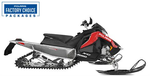 2021 Polaris 850 Indy XC 137 Launch Edition Factory Choice in Milford, New Hampshire