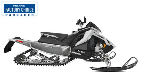 2021 Polaris 850 Indy XC 137 Launch Edition Factory Choice in Mio, Michigan