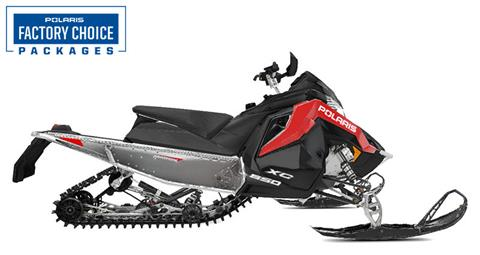 2021 Polaris 850 Indy XC 129 Launch Edition Factory Choice in Nome, Alaska - Photo 1
