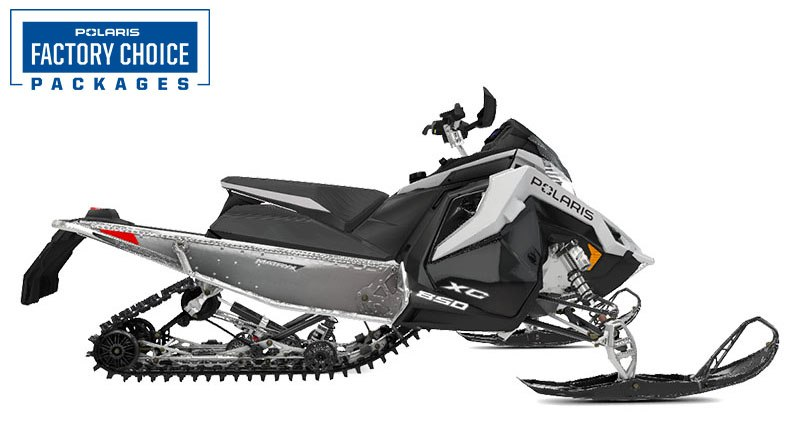 2021 Polaris 850 Indy XC 129 Launch Edition Factory Choice in Newport, Maine - Photo 1