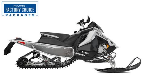 2021 Polaris 850 Indy XC 129 Launch Edition Factory Choice in Soldotna, Alaska - Photo 1