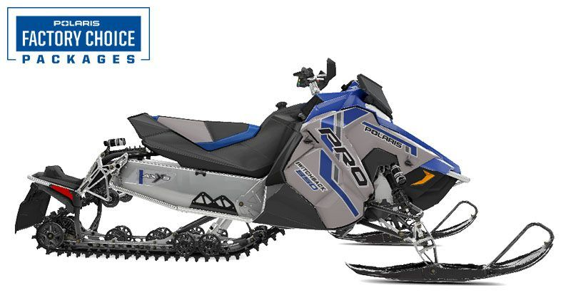 2021 Polaris 850 Switchback PRO-S Factory Choice in Lake City, Colorado - Photo 1
