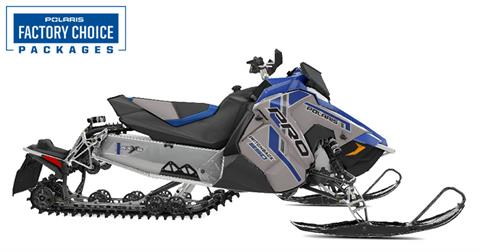 2021 Polaris 850 Switchback PRO-S Factory Choice in Mio, Michigan - Photo 1