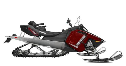 2021 Polaris 550 Indy Adventure 155 ES in Mount Pleasant, Michigan