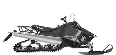 2021 Polaris 550 Voyageur 144 ES in Bigfork, Minnesota