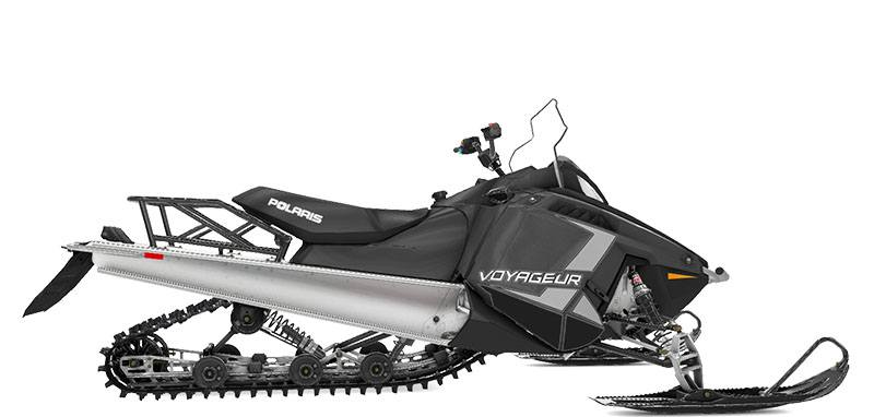 2021 Polaris 550 Voyageur 144 ES in Deerwood, Minnesota