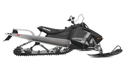 2021 Polaris 550 Voyageur 155 ES in Saint Johnsbury, Vermont