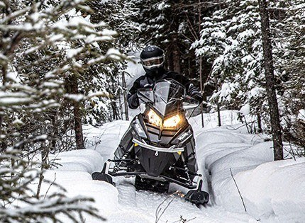 2021 Polaris 550 Voyageur 155 ES in Cottonwood, Idaho - Photo 3