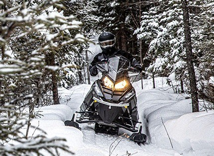 2021 Polaris 550 Voyageur 155 ES in Milford, New Hampshire - Photo 3