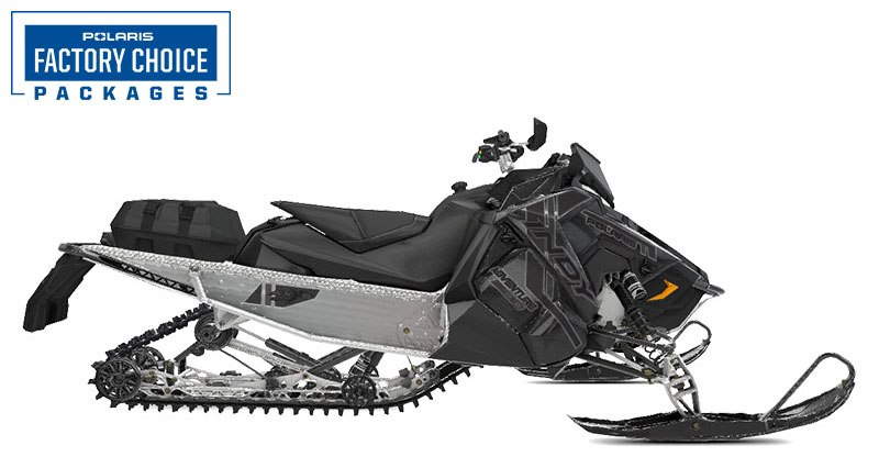 2021 Polaris 600 Indy Adventure 137 Factory Choice in Lewiston, Maine - Photo 1