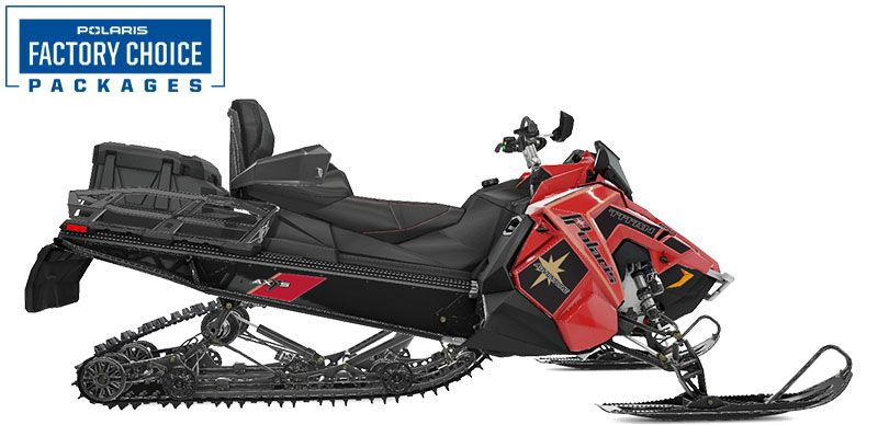 2021 Polaris 800 Titan Adventure 155 Factory Choice in Hancock, Michigan