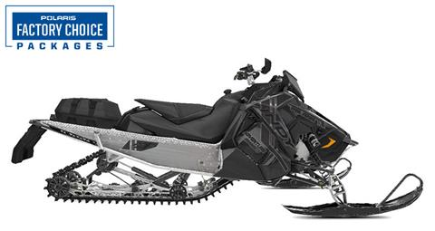 2021 Polaris 850 Indy Adventure 137 Factory Choice in Hailey, Idaho