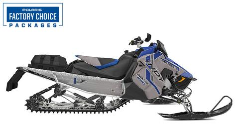 2021 Polaris 850 Indy Adventure 137 Factory Choice in Mio, Michigan