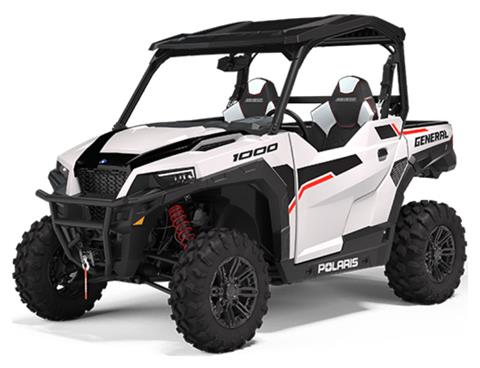 2021 Polaris General 1000 Deluxe in Mountain View, Wyoming