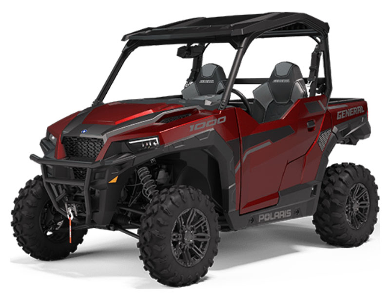 2021 Polaris General 1000 Deluxe in Cedar Rapids, Iowa - Photo 1