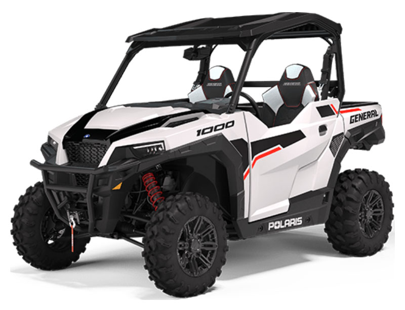 2021 Polaris General 1000 Deluxe in Malone, New York - Photo 1