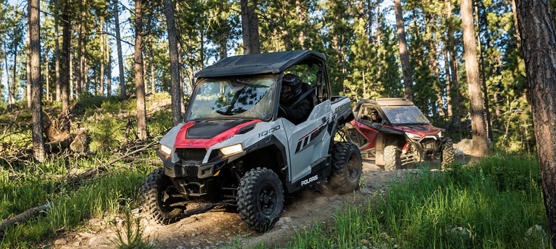 2021 Polaris General 1000 Deluxe Ride Command in Lebanon, Missouri