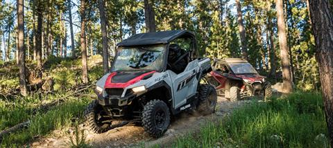 2021 Polaris General 1000 Deluxe Ride Command in Trout Creek, New York - Photo 4