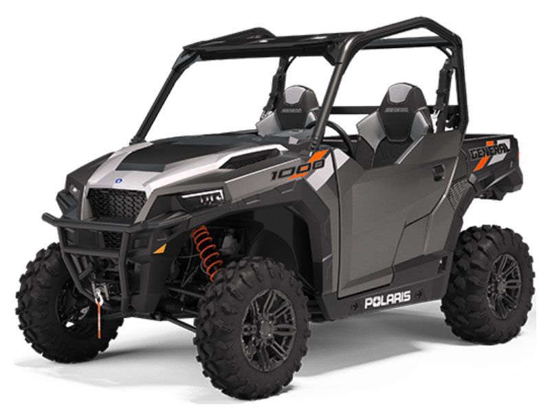 2021 Polaris General 1000 Premium in Devils Lake, North Dakota - Photo 1