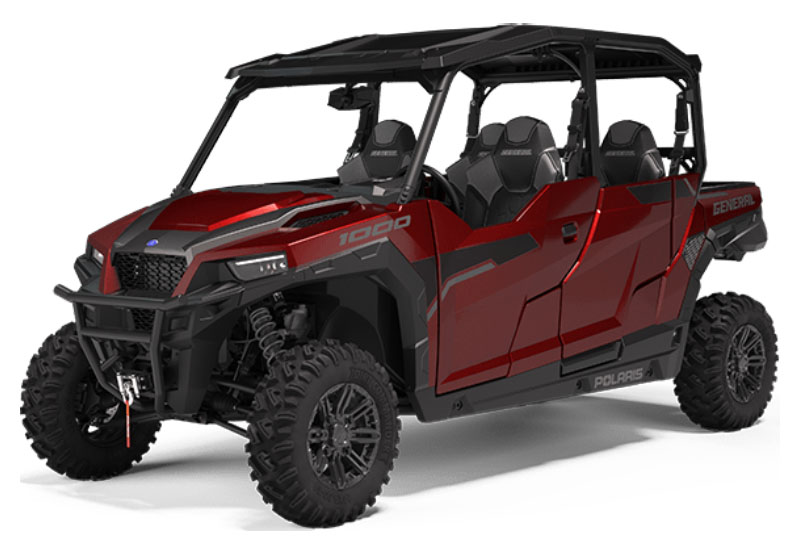 2021 Polaris General 4 1000 Deluxe in Milford, New Hampshire - Photo 1